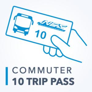 Commuter 10 Trip